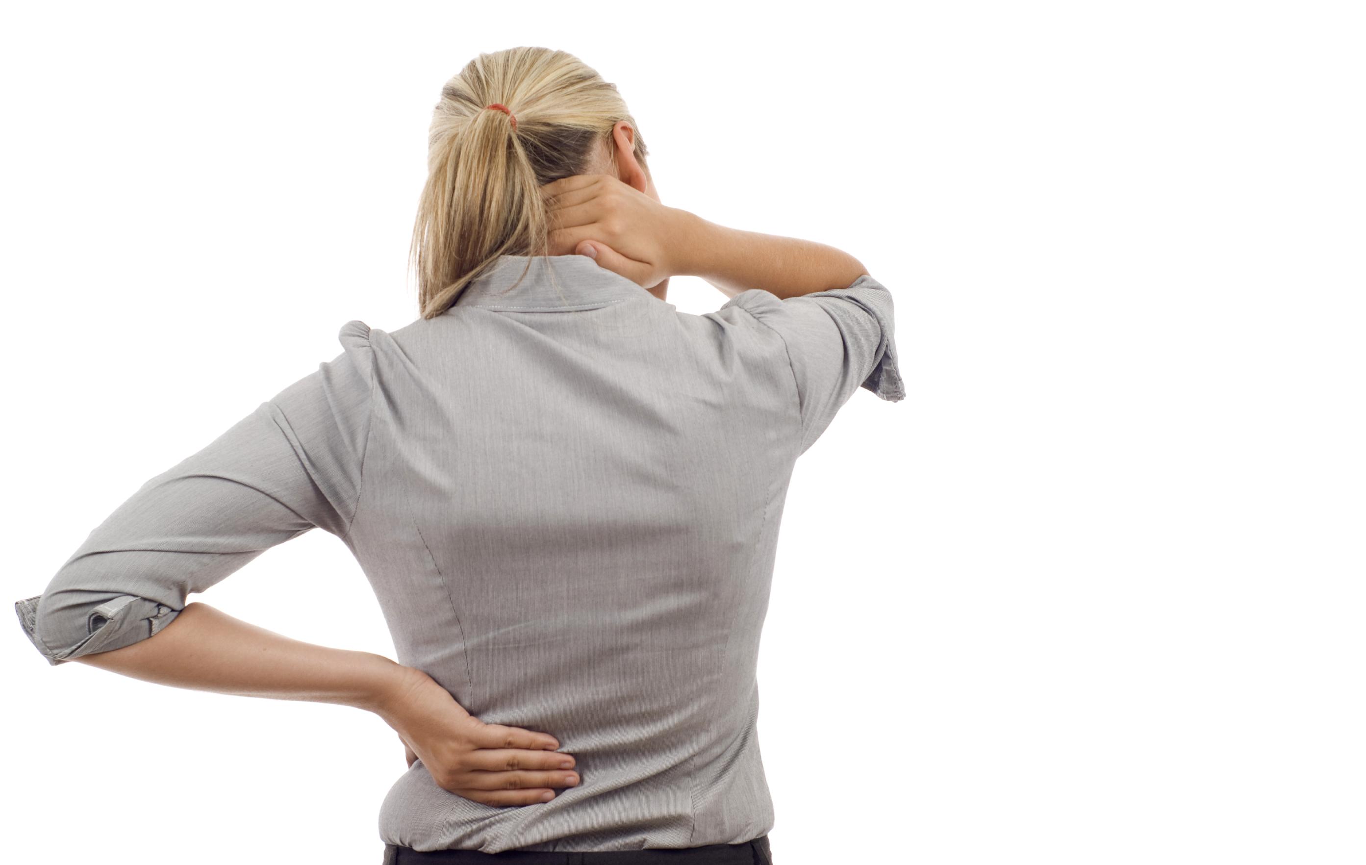 Prolaps i ryggen sykemelding